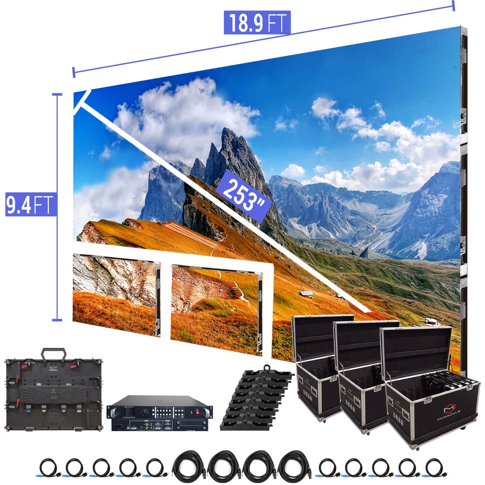 LED-Video-Wall-Screen-189 -x-94-P199mm-Indoor-Virtual-Productions