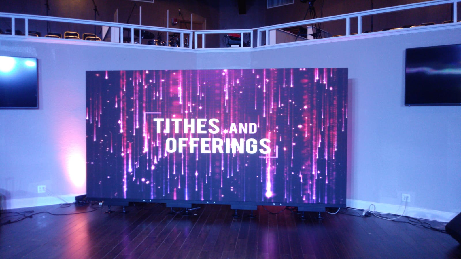 What are the Led Wall solutions for the US advertising industry?